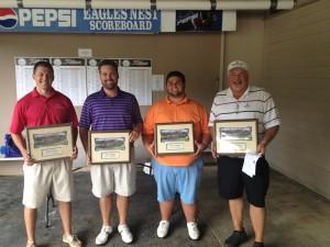 Chamber Golf Winning Team_2013